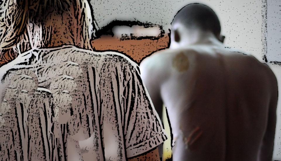 nigeriano torturato operato ospedale paola