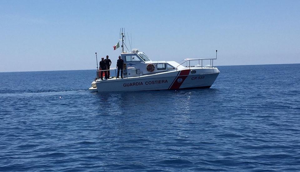 guardia costiera maratea pz