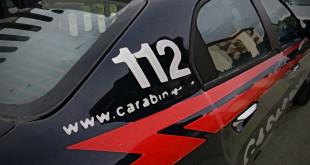 carabinieri volante auto