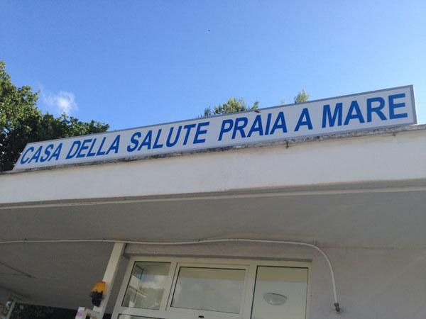 ospedale di praia a mare casa salute capt