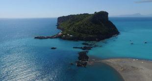 bandiera blu 2017 praia a mare isola dino