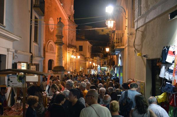 notte di gusto maratea centro storico