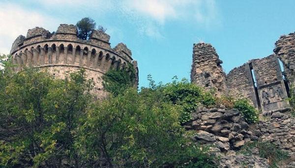 belvedere marittimo castello