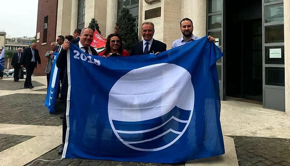 bandiera blu 2018 calabria praia a mare tortora cetraro