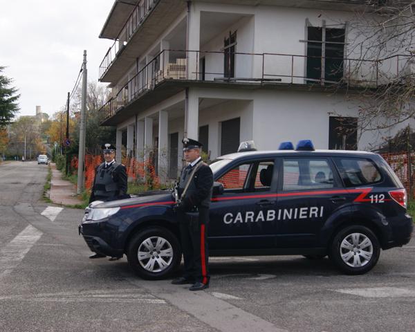 carabinieri chiaravalle centrale