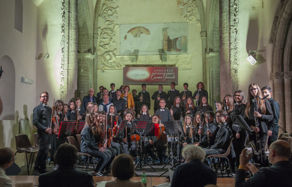 concorso Internazionale Giovani musicisti città di Paola - Premio San Francesco di Paola