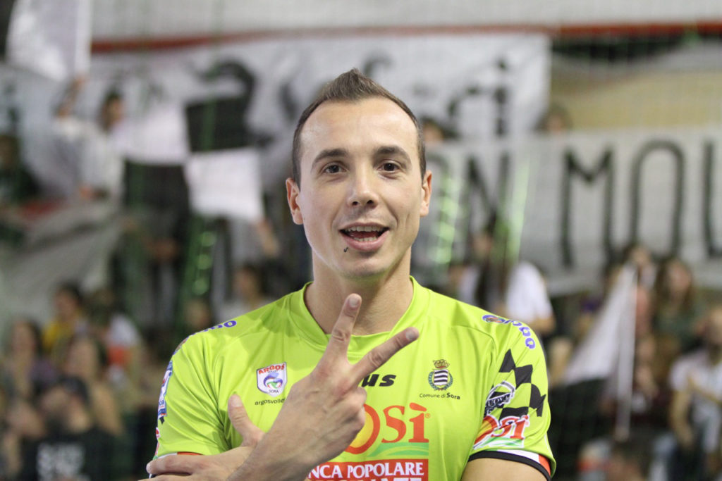 marco santucci volley lagonegro