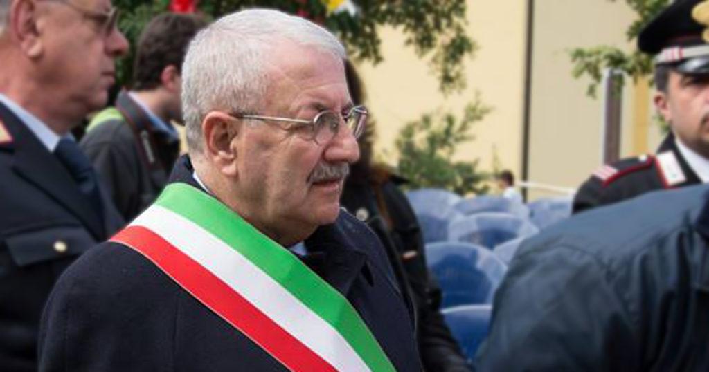 Mario Di Trani, addio all'ex Sindaco Mario Di Trani.