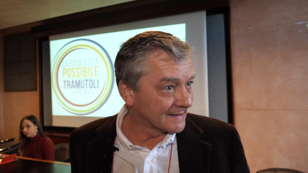 Valerio Tramutoli basilicata possibile
