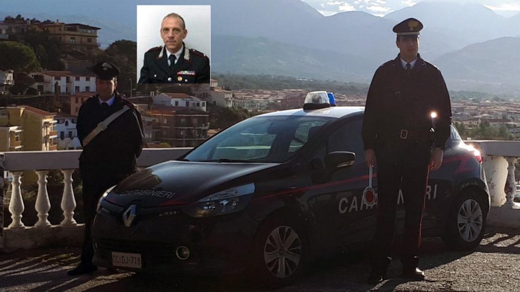 carabinieri scalea giuseppe regina sottotenente