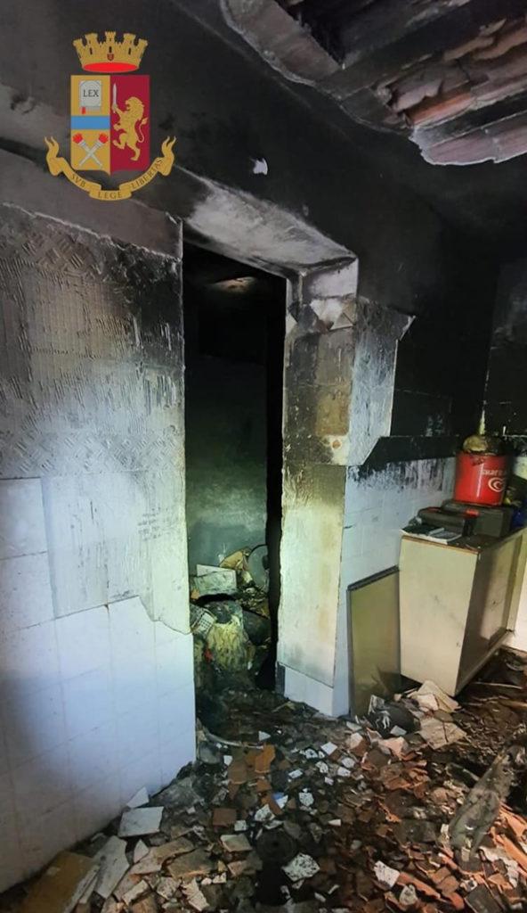 paola esplosione tentato omicidio bombola gas fuga brasile