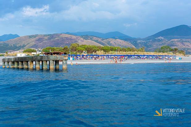 santa maria cedro spiaggia libera pontile