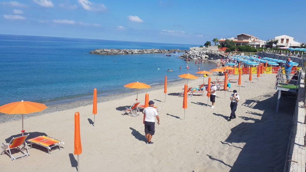 belvedere marittimo lido abusivo spiaggia libera