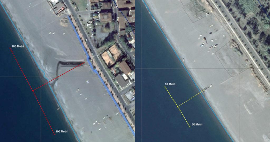praia mare divieto balneazione canale fiumarella sottomarlane