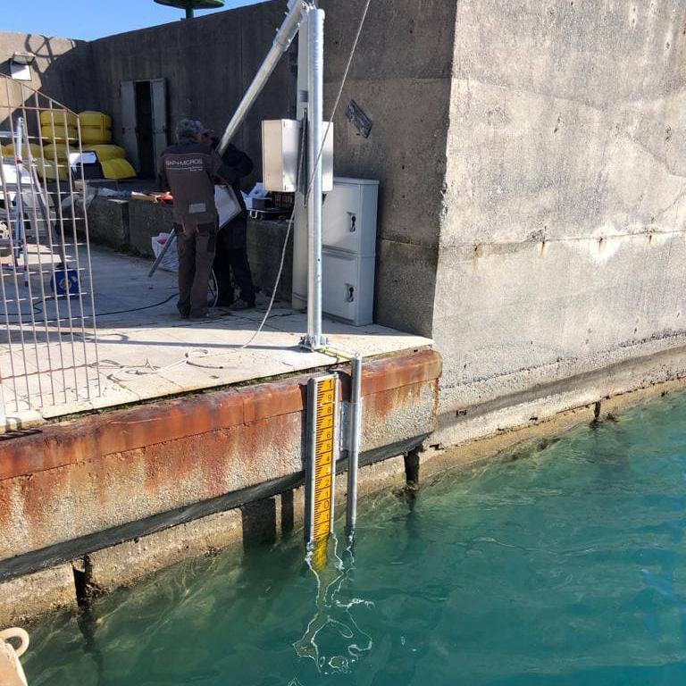 cetraro porto centralina maremoti ispra ministero ambiente ingv