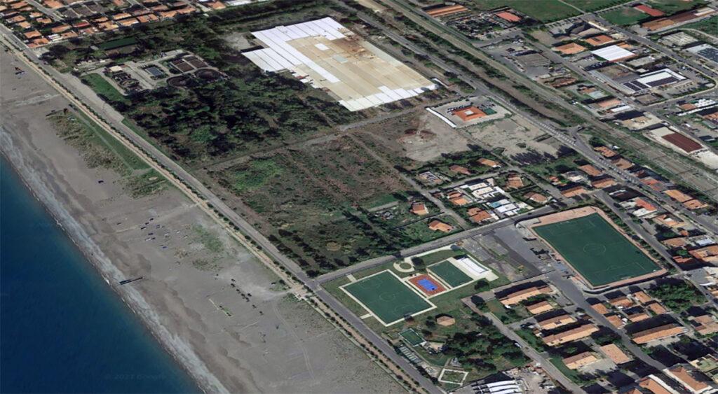 praia a mare marlane complesso turistico