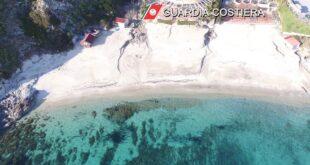 ricadi spiaggia grotticelle calabria mare turismo