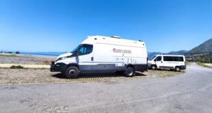 praia guardia costiera bonifica fondali isola