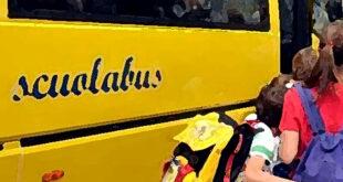 praticò arresto praia a mare scuolabus