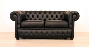 divano chesterfield artigianale