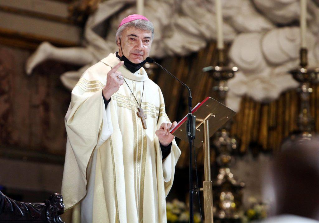 domenico battaglia arcivescovo napoli 2