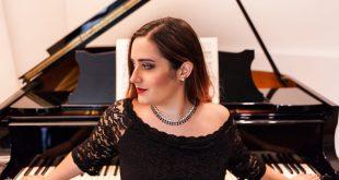Leonora Armellini pianista