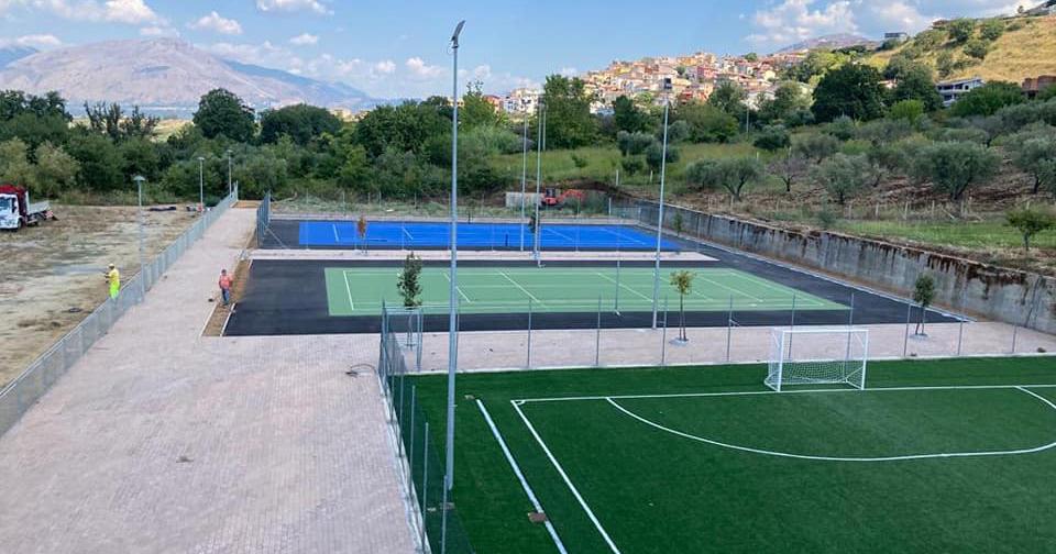 santa maria cedro santoro impianto sportivo fb