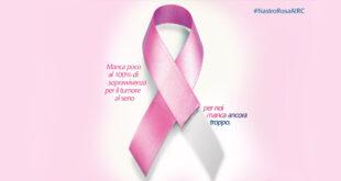 nastro rosa airc prevenzione cancro seno